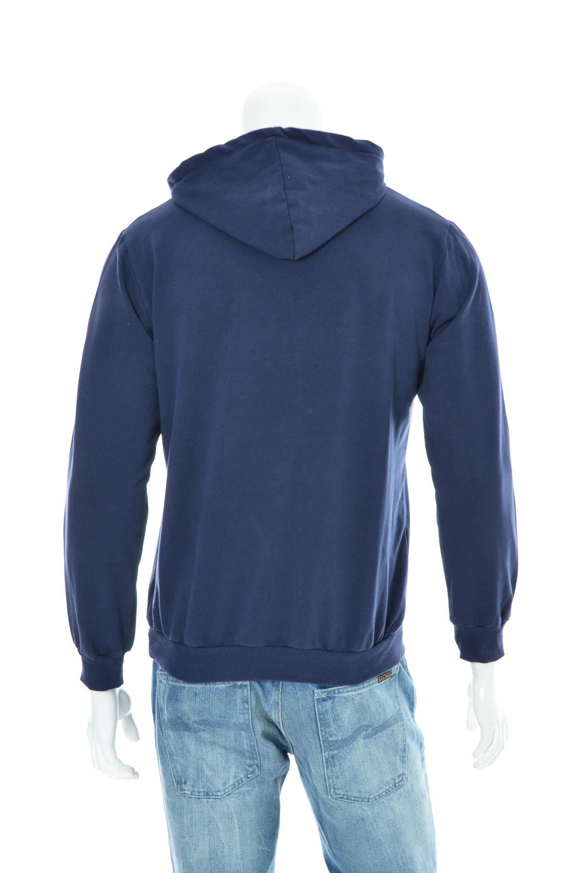 Men's sweatshirt - SHARK ATTACK - 1