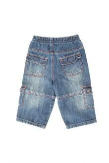 Baby boy jeans back