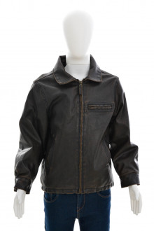 Girl's jacket - Hawke&Co front