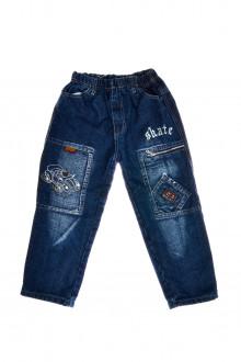 Boy jeans front