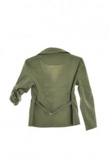 Girl's jacket back