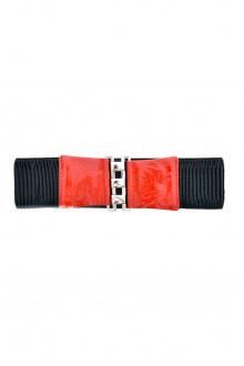 Ladies's belt front