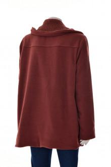 Fleece for women back