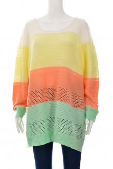 Women's sweater front