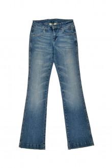 Women's jeans front