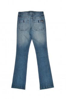 Women's jeans back