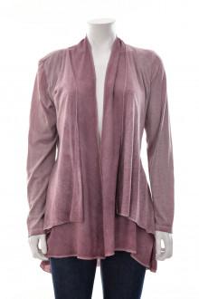 Women's cardigan front
