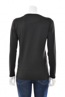 Women's blouse back