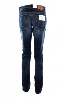 Nudie Jeans Co back