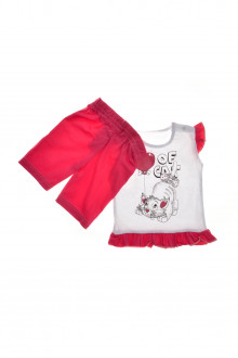 Baby girls' set - OUTLET front